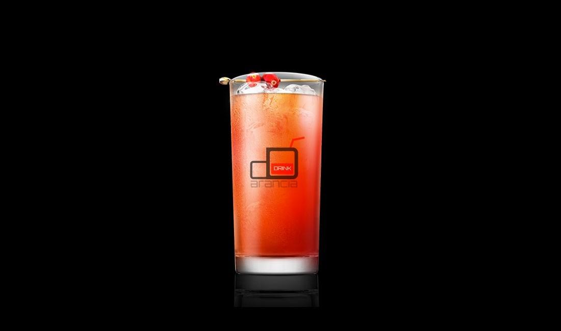 Cranberry Cooler - Arancia Drink -